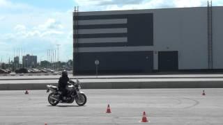 Курсы безопасного вождения мото -
