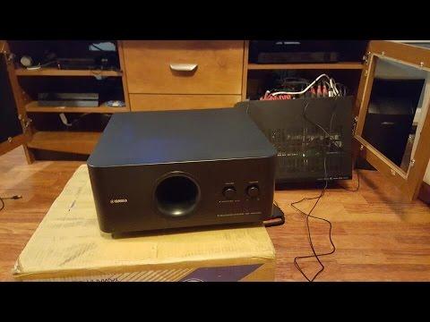 Yamaha Speaker Blu