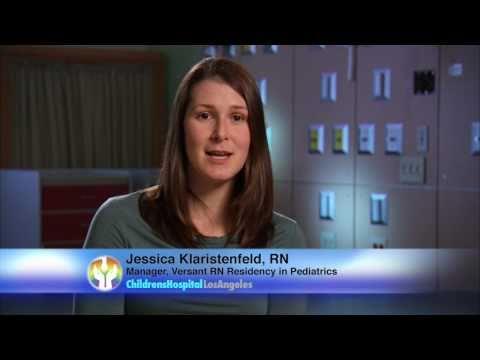 RN Residency Program At CHLA (2010)
