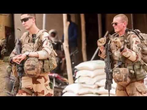 French Foreign Legion  • MALI 2016 • OPERATION BARKHANE