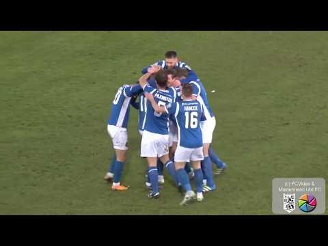 Ryan Lloyd's Goal from Half Way Line (Macclesfield v Maidenhead 25/11/17)