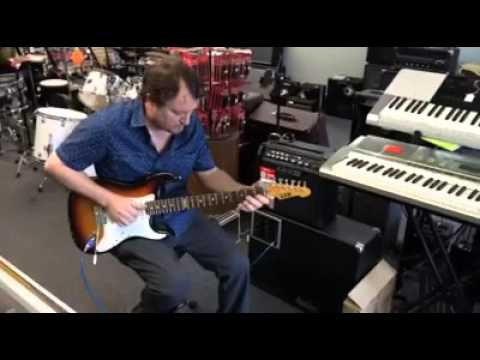 Mitch Mann is available for lessons at The Sound Shoppe