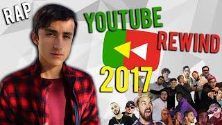 RAP YOUTUBE REWIND PORTUGAL 2017 #RewindPT