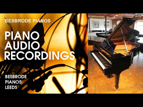 Anything Goes by Cole Porter - Improvisation on a Steinway O at Besbrode Pianos