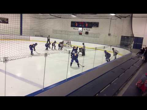 AC Avalanche vs. CRRA Gold at Stu Peppard in Calgary - 1st Period - November 4th, 2017