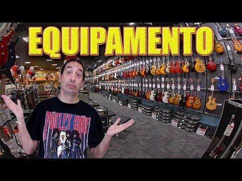 Comprando Equipamento - Guitarrista Iniciante - Marc Snow
