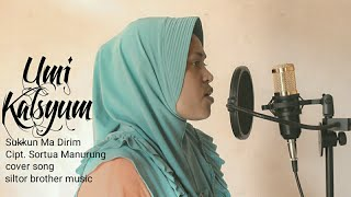 Ata ende  lio_lagu sukkun ma dirim_umi kalsyum_cover song 2019