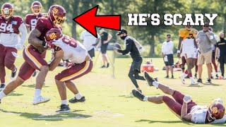 Chase Young makes INCREDIBLE PLAY in Washington 2020 NFL Training Camp! Dwayne Haskins Impresses