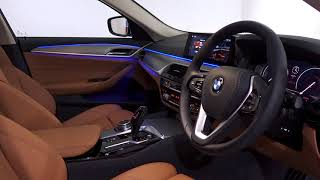 BMW X4 - Ambient Lighting