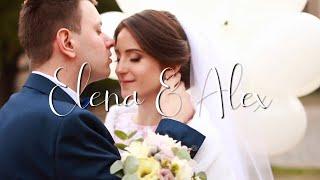 Hochzeitsvideo Elena & Alex /Russische Hochzeit