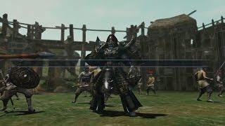 Dynasty Warriors 8 Empires HD Max Settings  - Diablo Gameplay