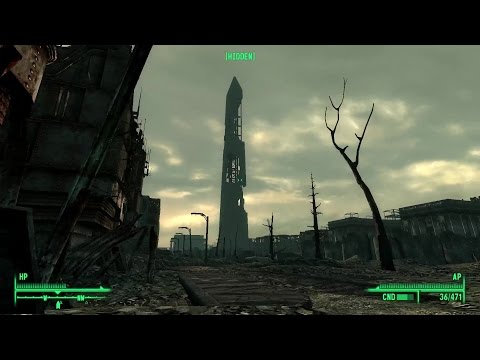 Fallout 3 Playthrough P37 - Washington Monument, Rivet City