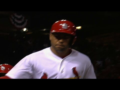 2012 NLDS Gm2: Beltran hits two homers, drives in three
