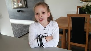 Issy Simpson attempts one of the biggest illusions in the world of magic!