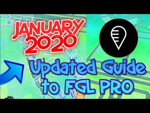 How To Spoof Using FGL PRO For Pokemon GO! (2020 Method)