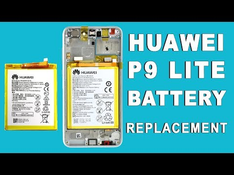 Huawei P9 Lite Battery Replacement