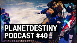 Planet Destiny: Balance, Iron Banner, & Hard Mode w/ VersusTheStream (PD Podcast #40)