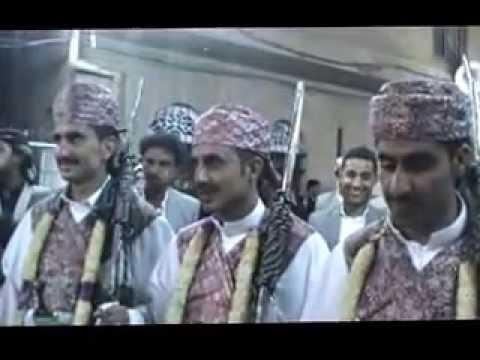 اعراس يمانيه عرس بيت الفراصي 2013/4/18