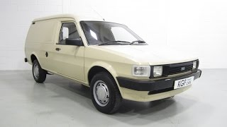 a perfect austin maestro 500 city van in show condition and just 36 087 miles from new sold