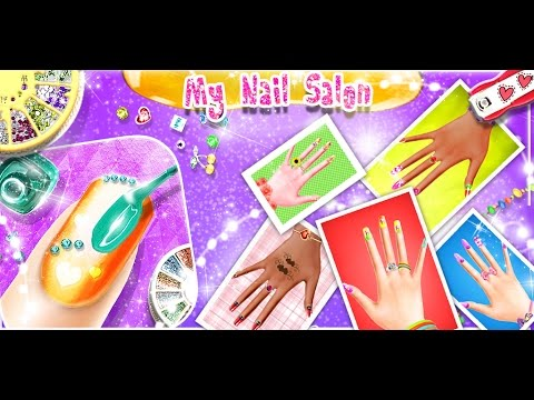 My Nails Manicure Spa Salon Girls Fashion Game Apps On Google Play