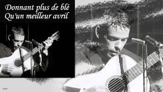 Ne me quitte pas - Jacques Brel - avec Paroles - with Lyrics - com Letra - con  Testo - Full - HD HQ