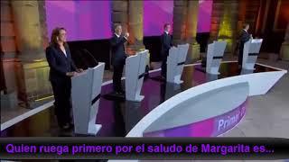 Primer Debate 2018 al final se ve la realidad