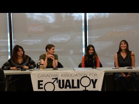 SheForHe Edmonton: Panel Discussion - 1/2