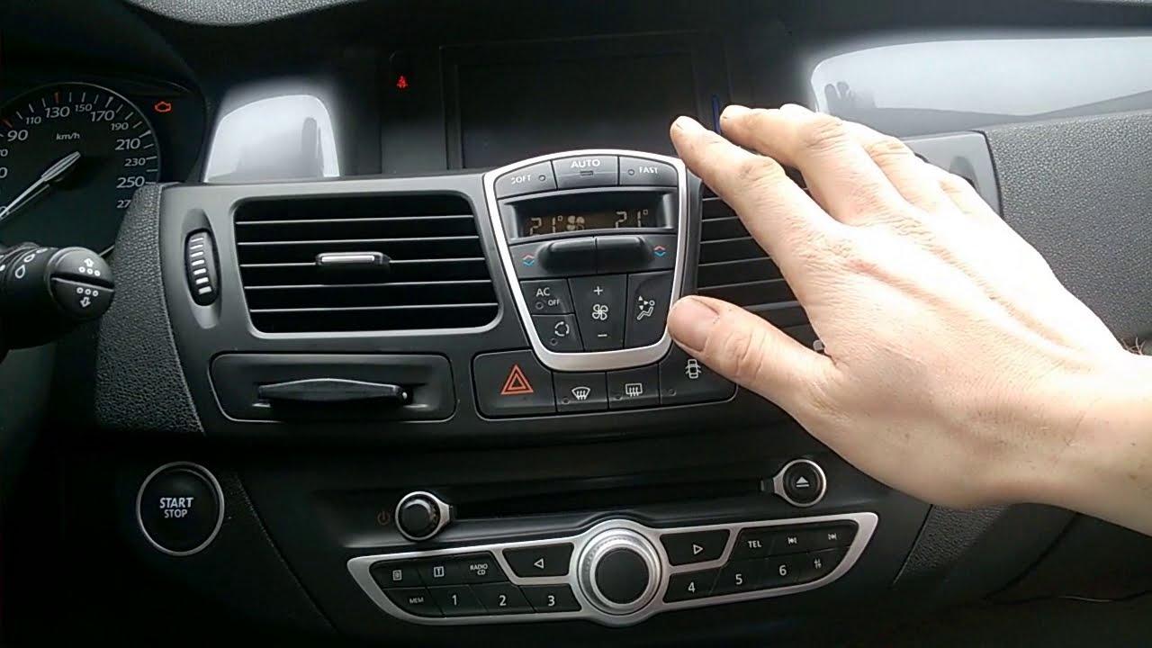 W superbly Filtr Kabinowy Renault Laguna Iii Wymiana - Zrobię Sam - TheWikiHow VL34