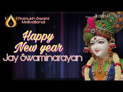Happy New Year Mahant Swami 68