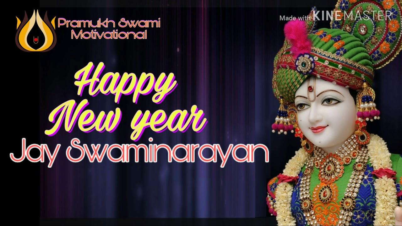 Happy New Year Jay Swaminarayan 7
