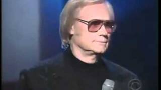 """Choices"" - George Jones (Official Music Video) + LIVE"