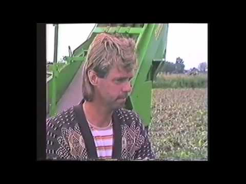 Standen-Wuhlmaus Launch at Potato Marketing Board UK Harvesting Demonstration 1985
