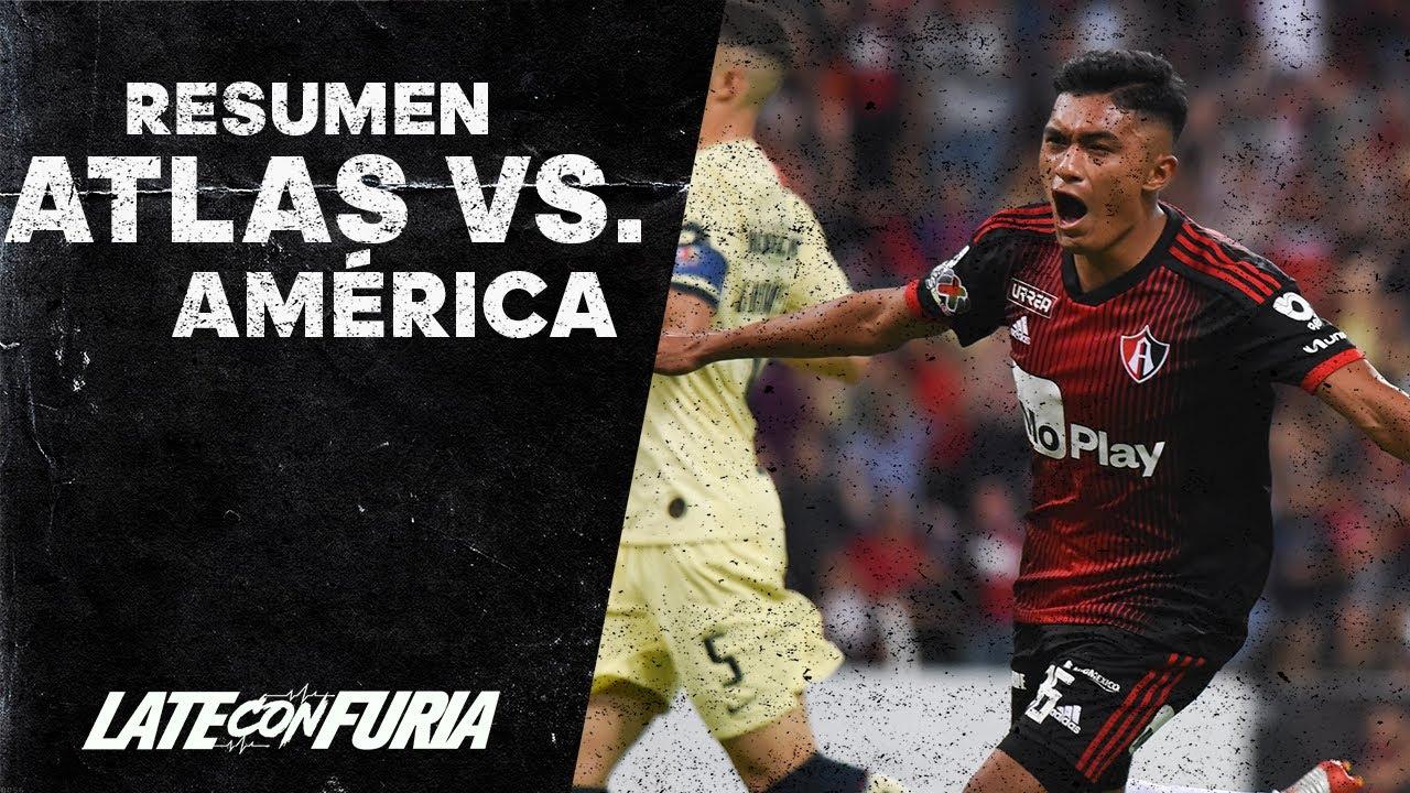 Resumen | Atlas 3 - 0 América | Liga MX - Apertura 2019  - Jornada 8 | AtlasFC