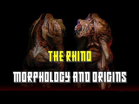 BBC Edition Reuploaded: Big Momma Rhino Nosalis Anatomy Explained | Metro Last Light Boss Fight