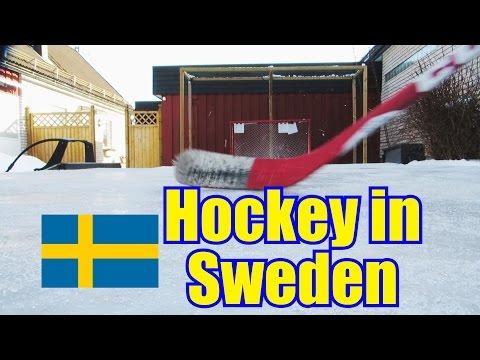Hockey In Sweden – By BauerYT