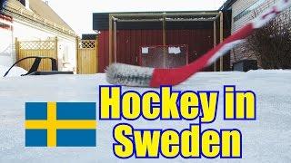 Hockey In Sweden - By BauerYT