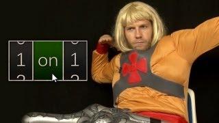 1on1 He-Man