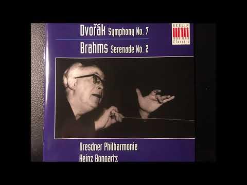 Dvorak Symphony No.7 in Dm, Op.70 - Heinz Bongartz