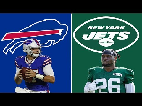 New York Jets Vs Buffalo Bills Preview Week 1 2019