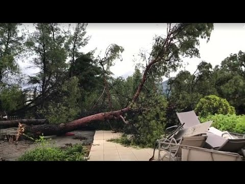 Freak storm hits northern Greece, killing six foreign nationals