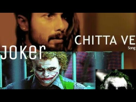FIRST video of Joker with Chitta Ve song blend from Udta Punjab | addylogics | chitta ve | joker