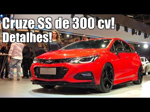 Novo Chevrolet Cruze Sport6 SS 2019 Em Detalhes - Falando De Carro