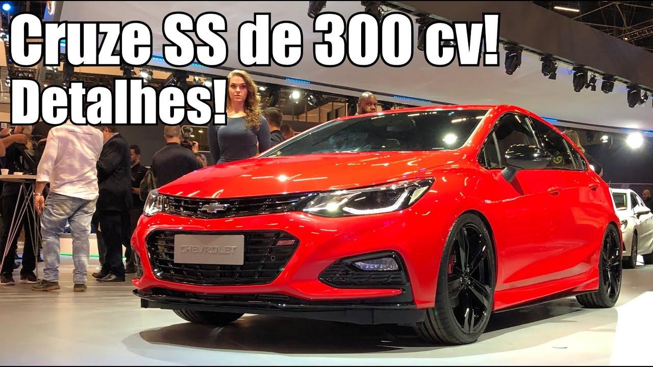 Novo Chevrolet Cruze Sport6 SS 2019 em detalhes - Falando ...