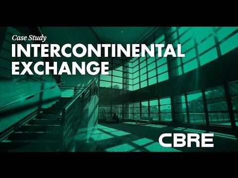 Case Study: Intercontinental Exchange Group (ICE)