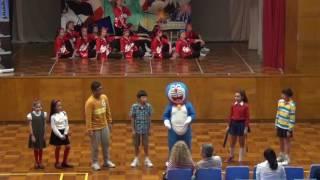 20161215與李少欽紀念學校合辦英文歌舞劇及音樂會