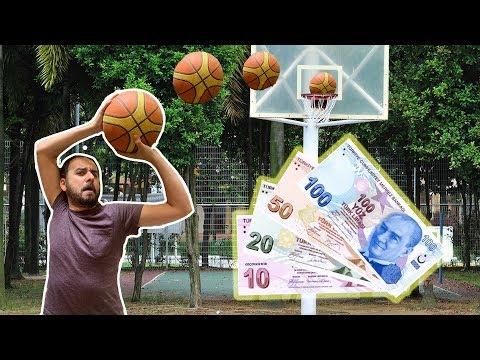 Attığın Kadar Kazan - Basket Kapışması