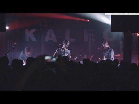 KALEO - 2/18 Nashville, TN - Way Down We Go Tour