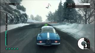 DiRT 3 Gameplay #002 - Monte Carlo