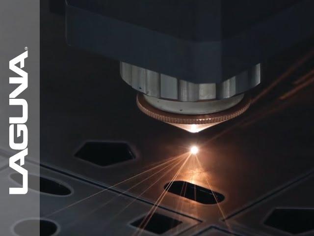 Fiber Laser CNC Cutting | Laguna Tools