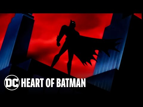 The Story of Batman The Animated Series | The Heart of Batman